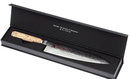 ZWILLING Miyabi Japonský nůž na maso 24 cm 5000MCD Gyutoh