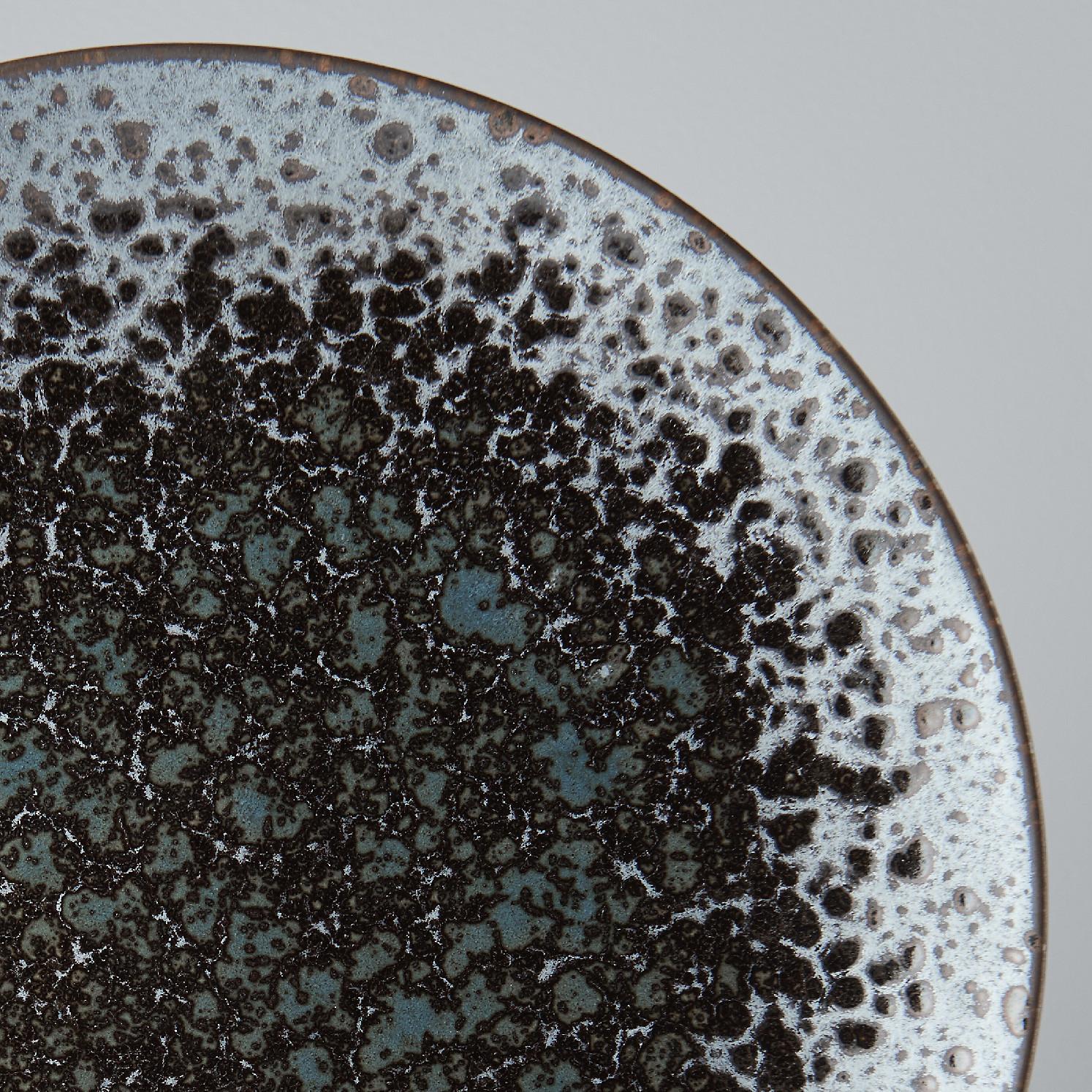 MIJ Black Pearl mělký talíř 29 cm