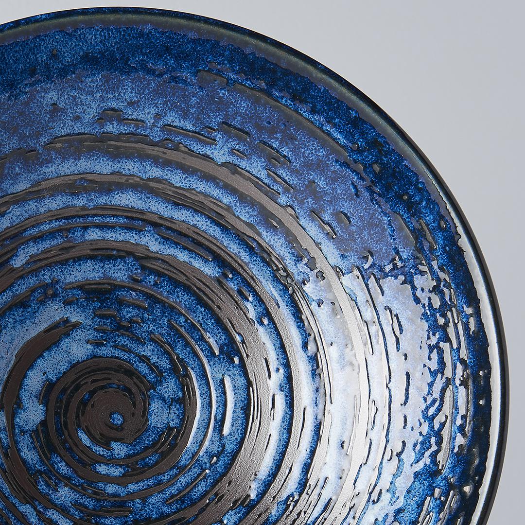 MIJ Servírovací mísa Copper Swirl 25 cm