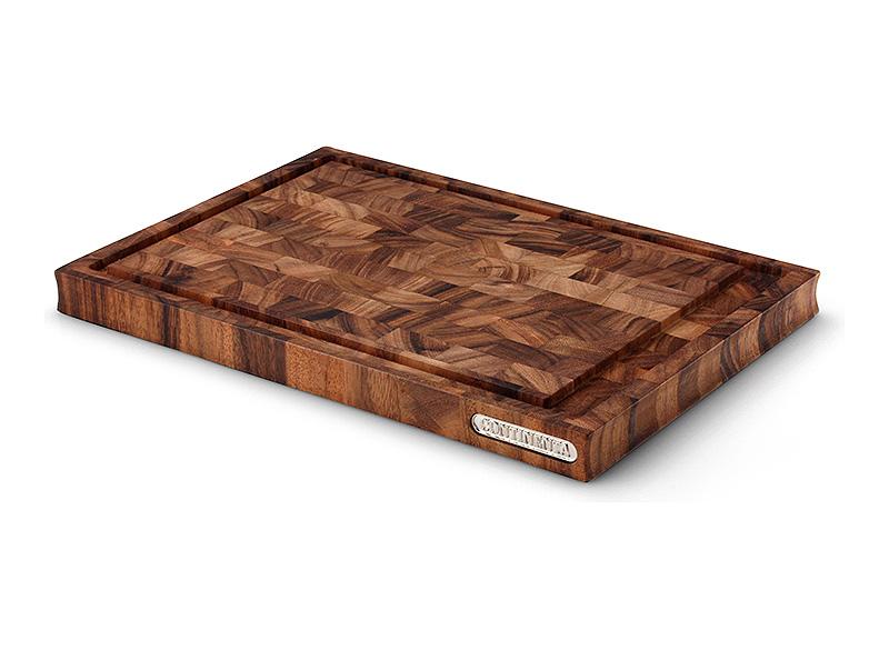 Tranžírovací dřevěná deska Continenta 42,5 x 29 cm