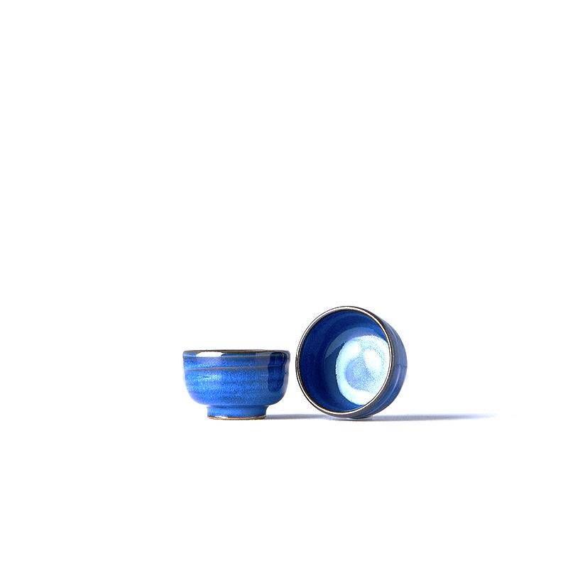 MIJ Hrnek na saké modrý