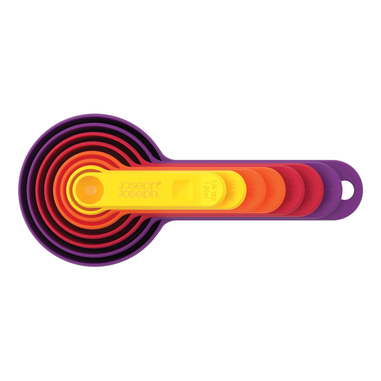 Joseph Joseph Sada stohovatelných odměrek Multi-colour Nest™ Measure