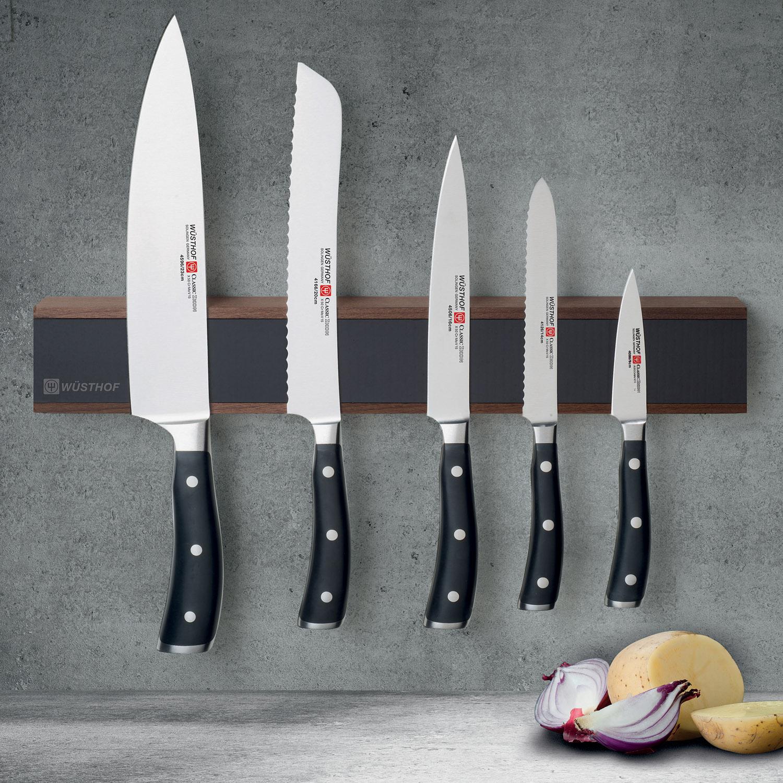 Magnetická lišta na nože 40 cm