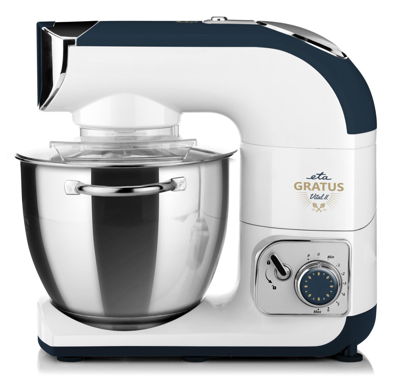 Kuchyňský robot ETA Gratus Vital II bílá
