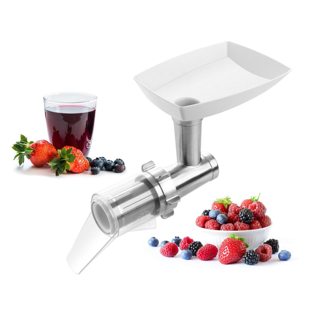 Lis na ovoce, bobuloviny a zeleninu ke kuchyňským robotům ETA