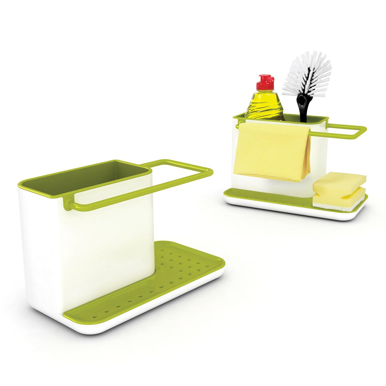 Stojánek na mycí prostředky zelený Caddy™