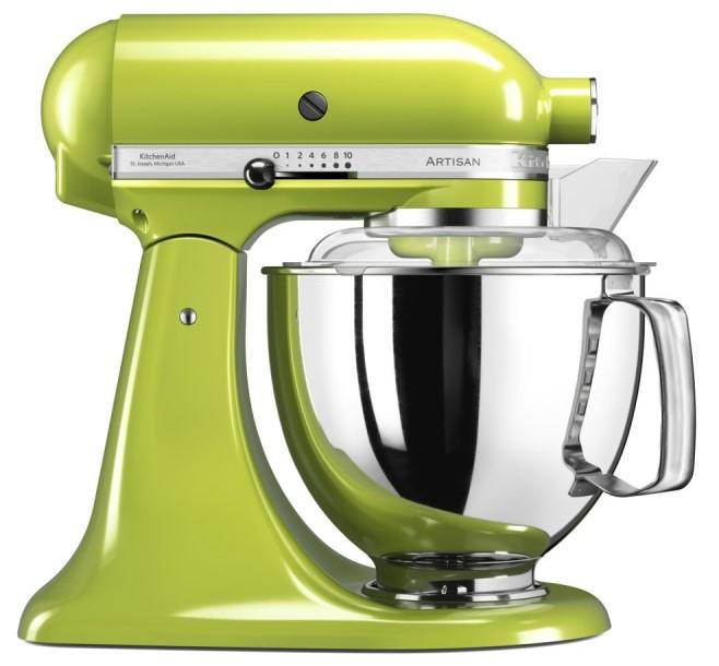 Kuchyňský robot KitchenAid Artisan 5KSM175 zelené jablko