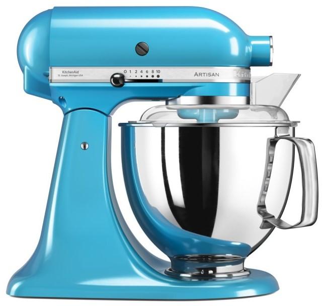 Kuchyňský robot KitchenAid Artisan 5KSM175 křišťálově modrá