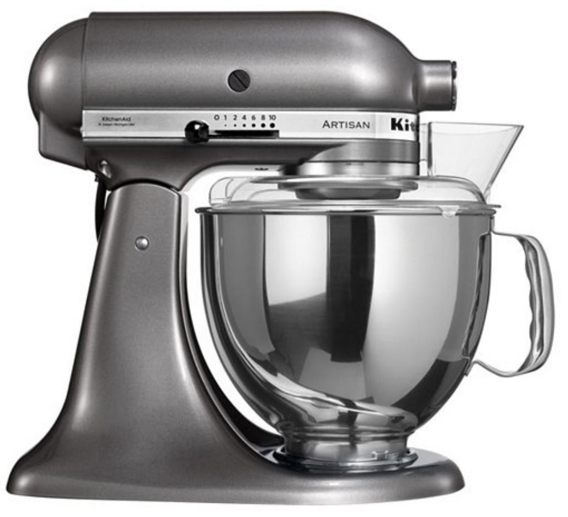 KitchenAid Robot Artisan 5KSM175PSEMS stříbřitě šedá