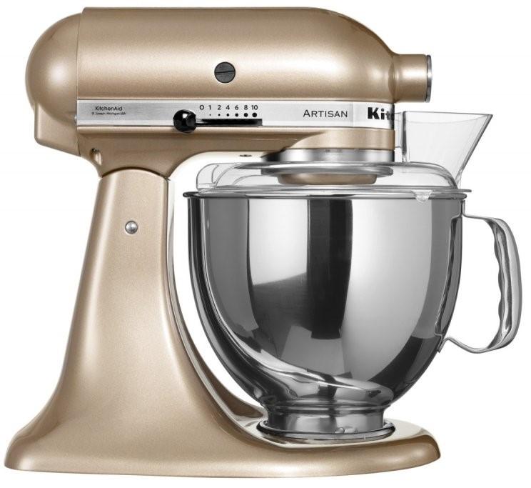 Kuchyňský robot KitchenAid Artisan 5KSM150 medově zlatá