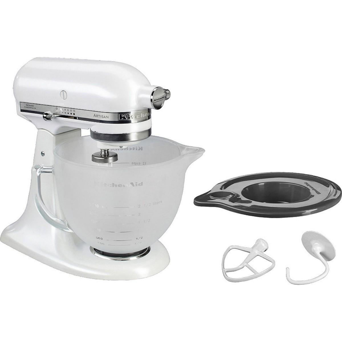 KitchenAid Robot Artisan 5KSM156EFP stříbrná
