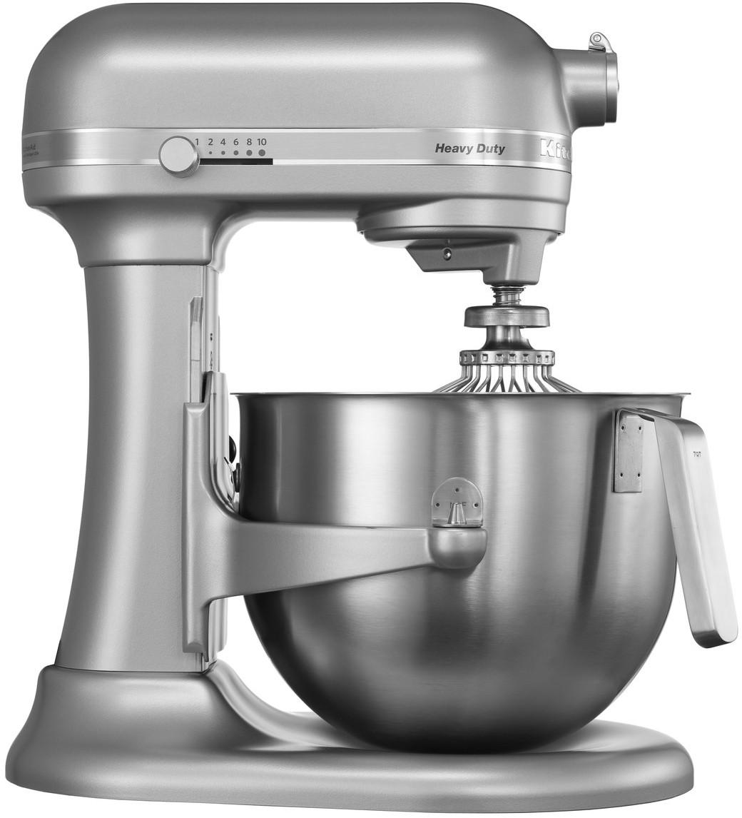 Robot Heavy Duty KitchenAid 5KSM7591 matně stříbrná