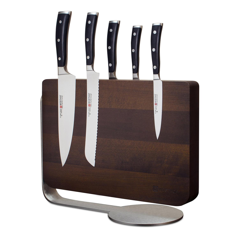 WÜSTHOF Sada nožů s magnetickým blokem 7dílná Classic Ikon
