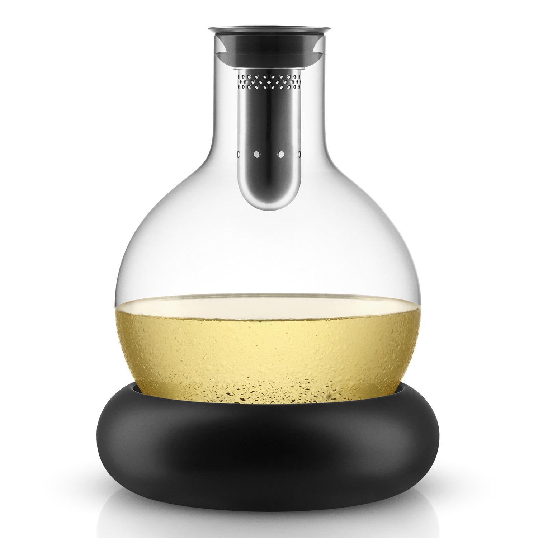Chladicí dekantovací karafa na víno 0,75 l