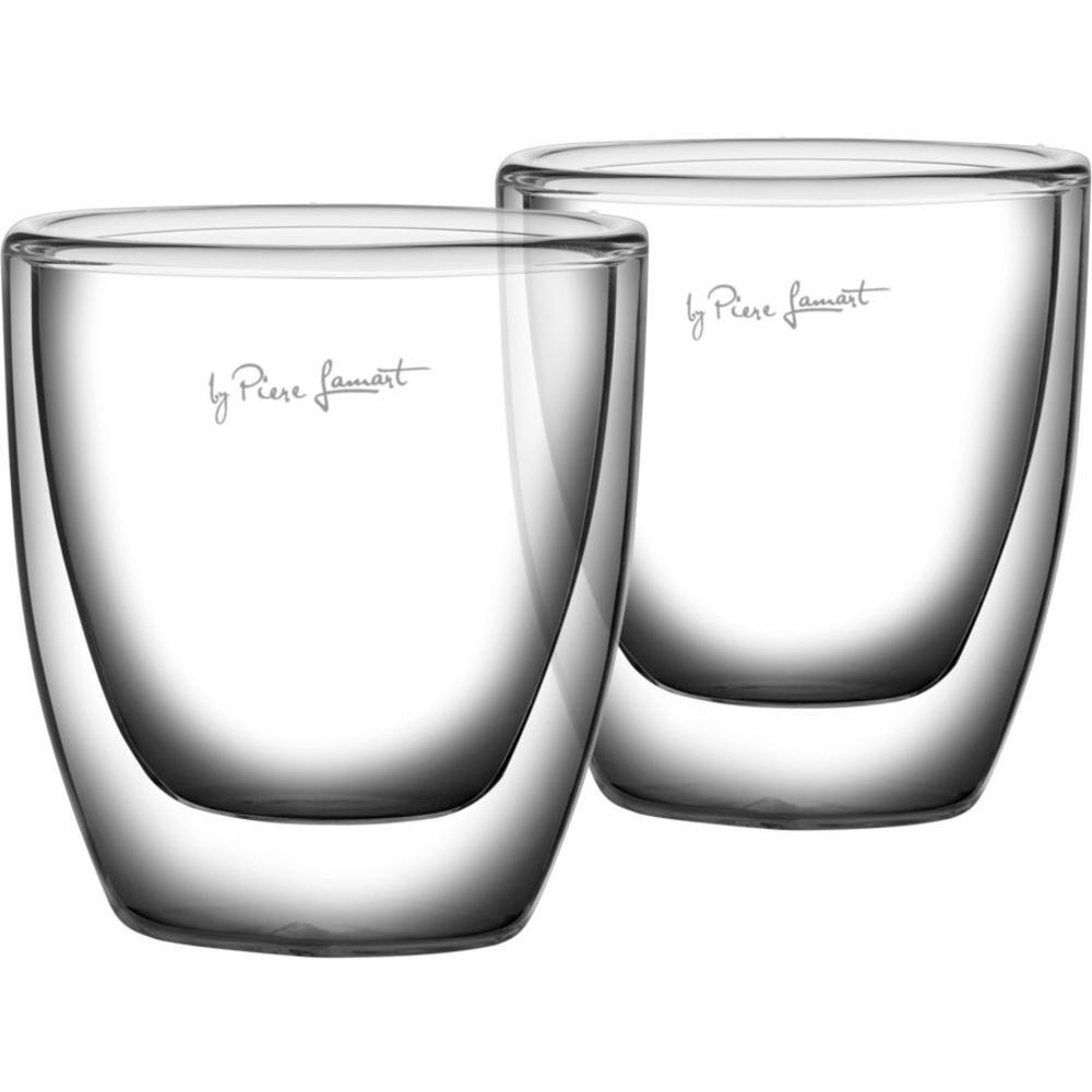 Set sklenic na espresso Vaso Lamart 80 ml 2 ks