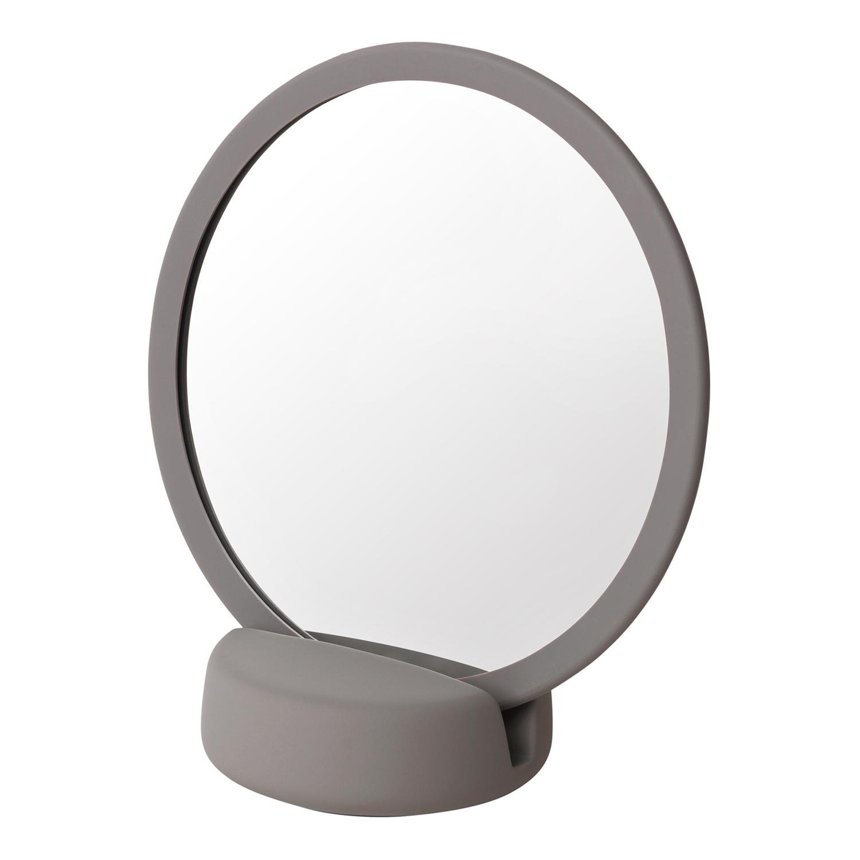 Blomus Kosmetické zrcadlo stolní SONO taupe