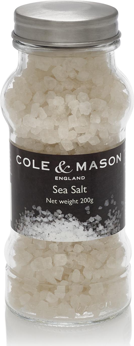 Náhradní náplň mořská sůl Cole&Mason COLE & MASON