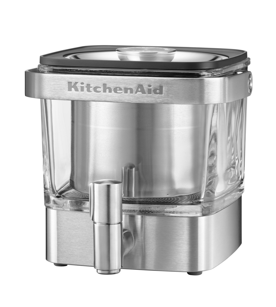 KitchenAid Kávovar 5KCM4212SX pro přípravu kávy za studena