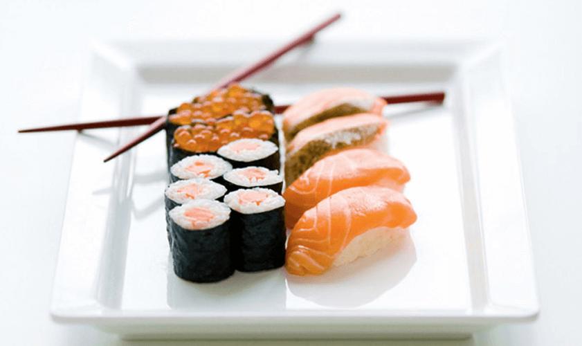 8 krokov ako pripraviť dokonalé sushi doma!