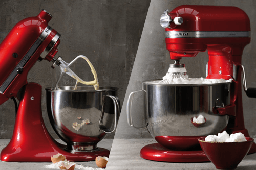 Ako vybrat kuchynský robot KitchenAid