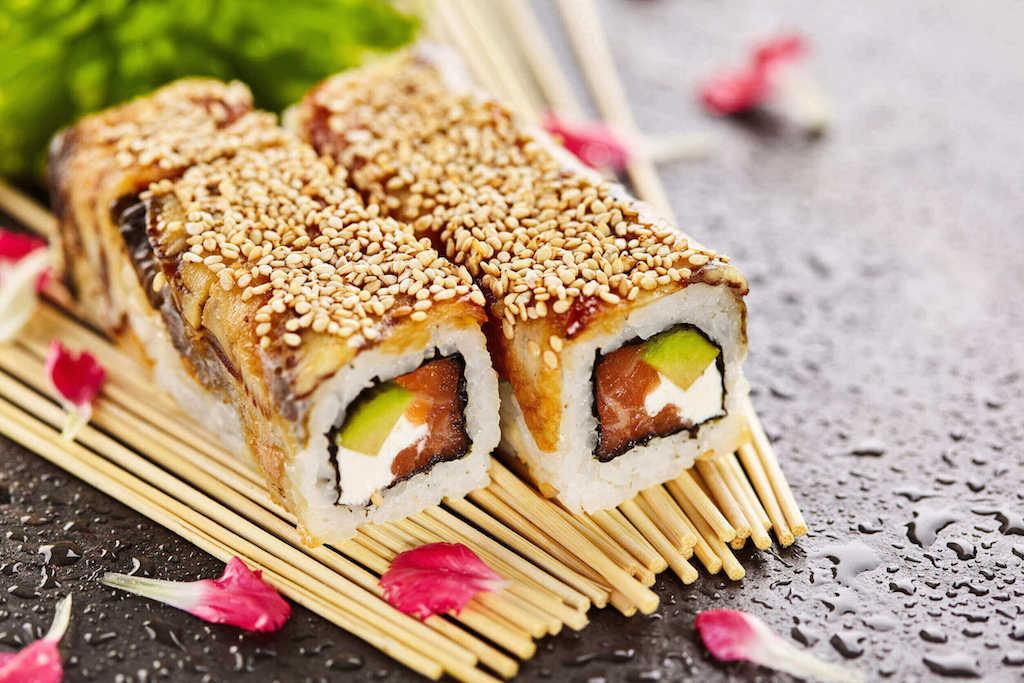 Údený losos - prečo si ho vychutnať v sushi
