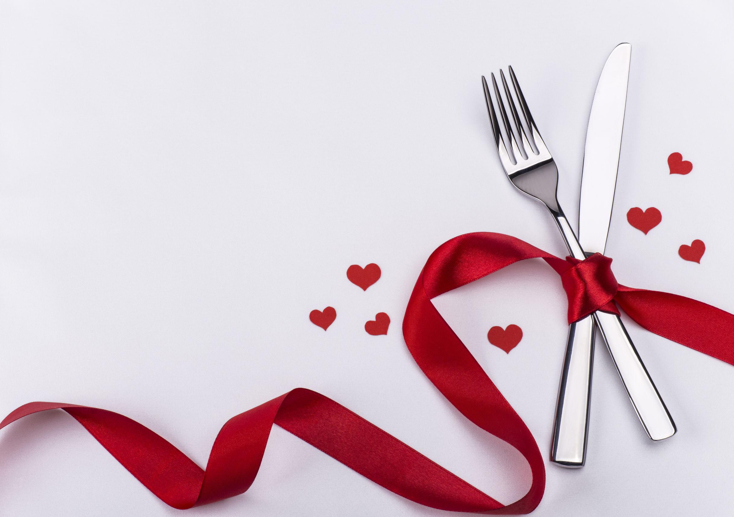 Deň zamilovaných - pripravte si menu ako z reštaurácie