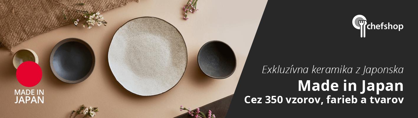 Exkluzivná japonská keramika