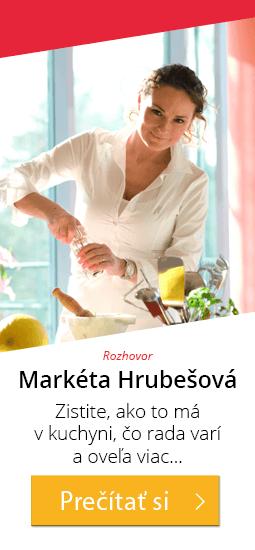 Rozhovor s Markétou Hrubešovou