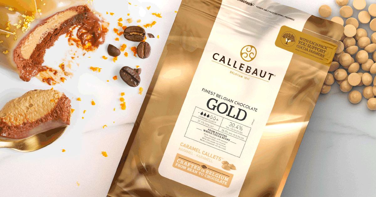 Čokoláda Ruby Callebaut