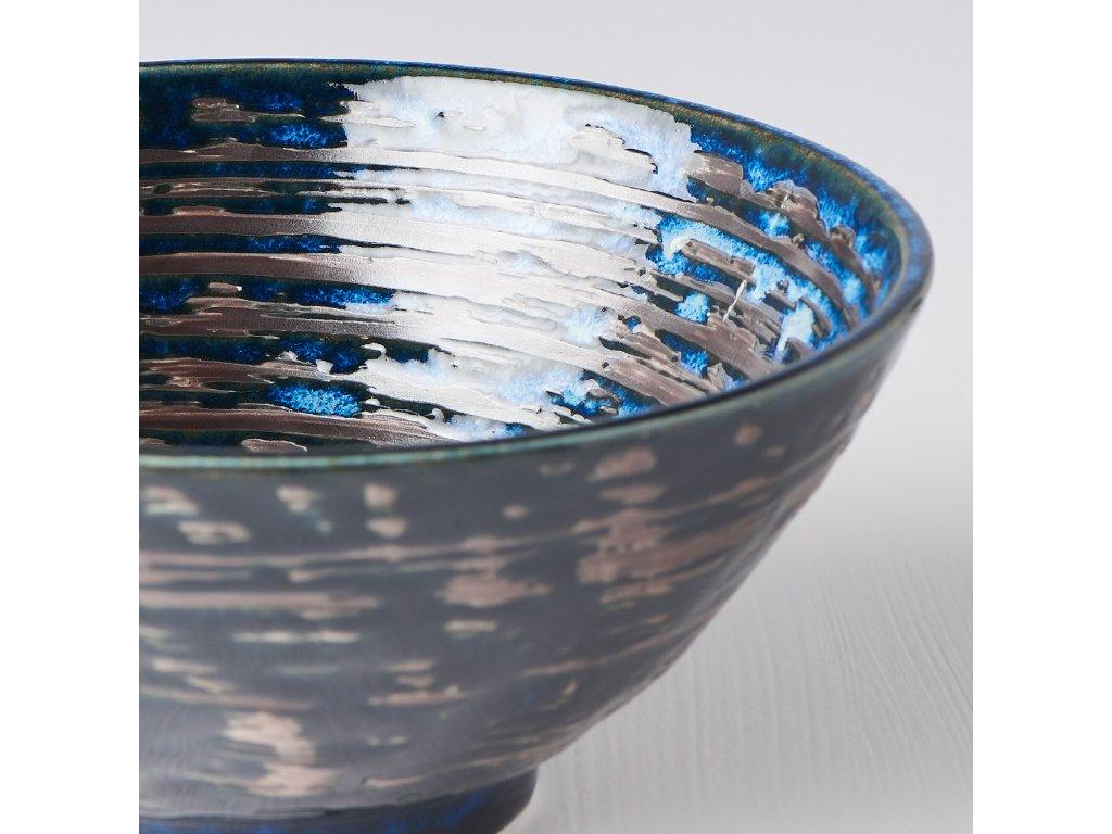 Udon misa Copper Swirl 20 cm 900 ml MIJ