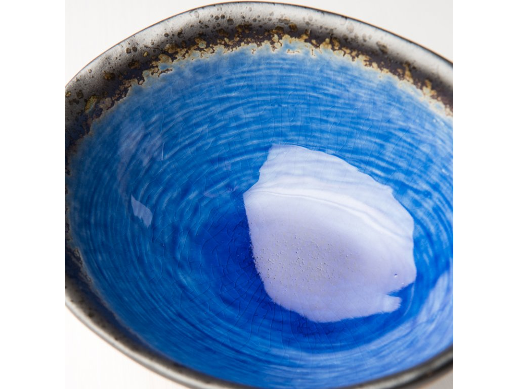 Oválna miska Cobalt Blue 17 cm 600 ml