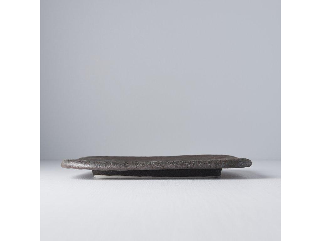 Štvorcová kamenná doska Stone Slab 25 x 2 cm MIJ
