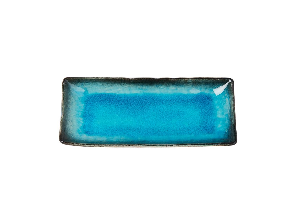 Tanier na sashimi Sky Blue 29 x 12 cm