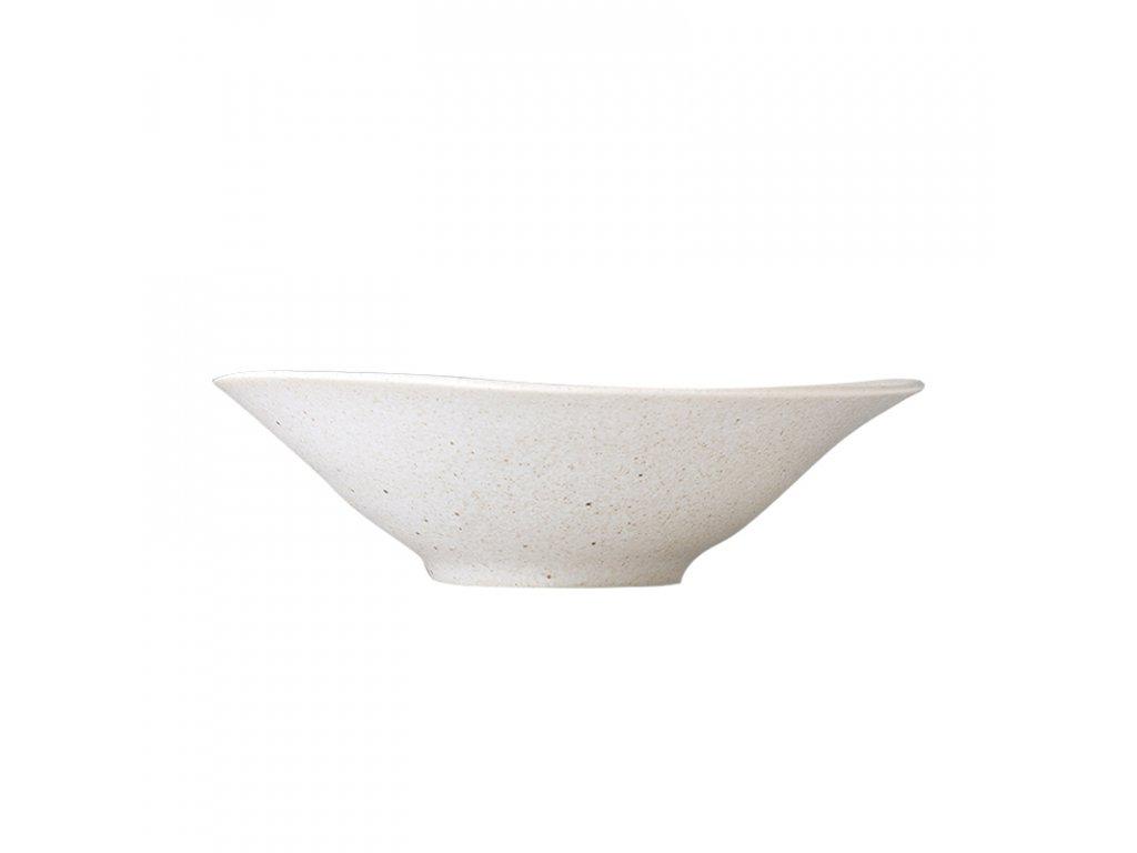 Misa v pieskovej farbe Modern 24,5 cm 800 ml MIJ
