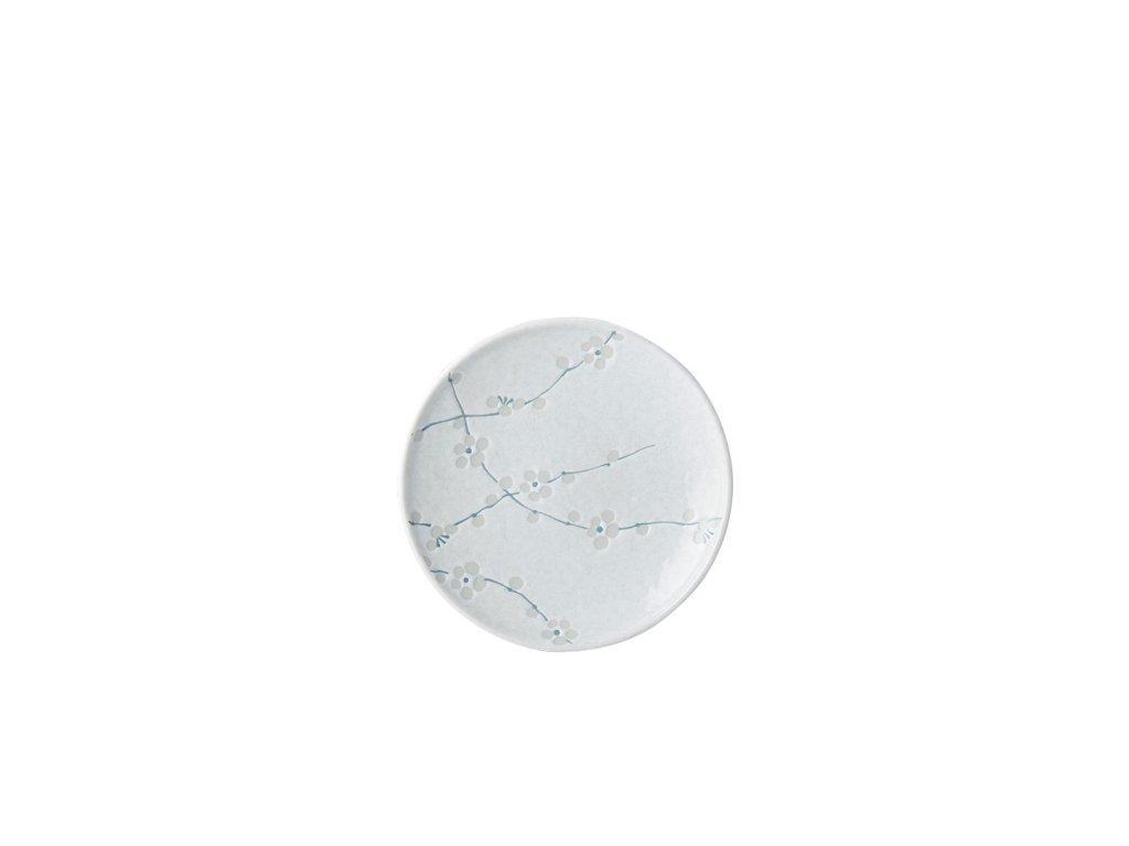 Predkrmový tanier White Blossom 17 cm MIJ
