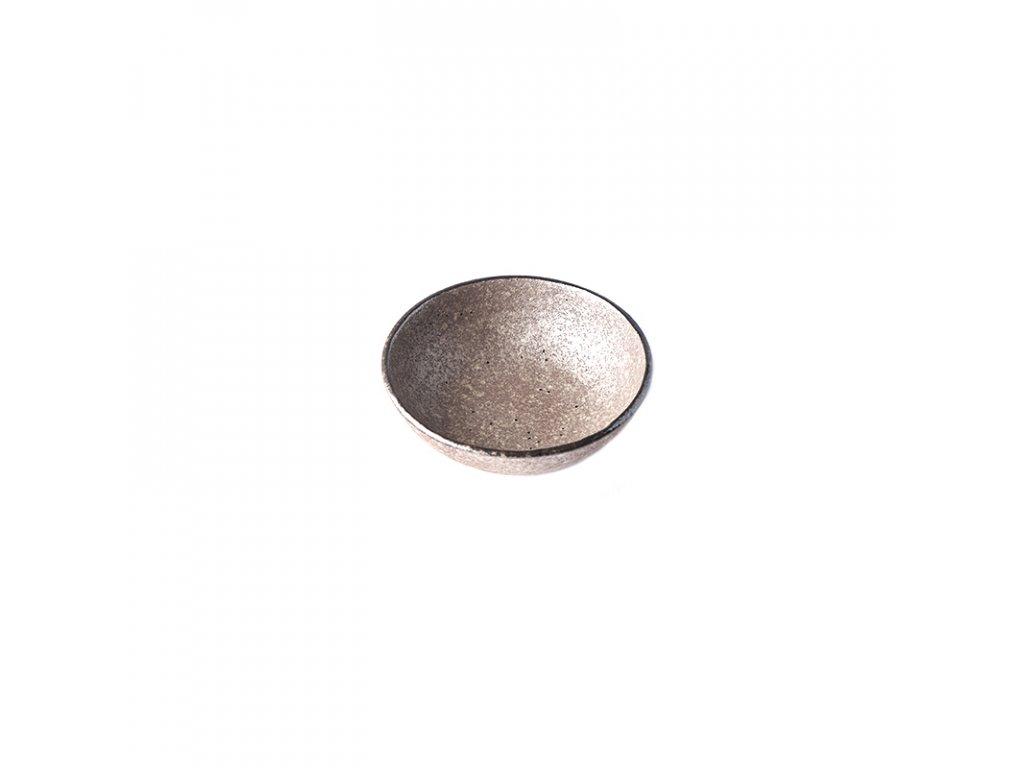 Malá miska Earth Black 13 cm 200 ml