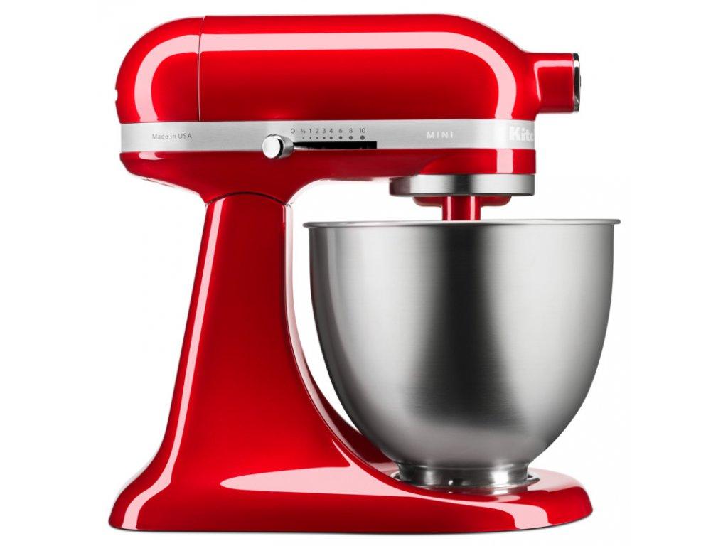 Kuchynský robot Artisan Mini s misou 3,3 l červená metalíza