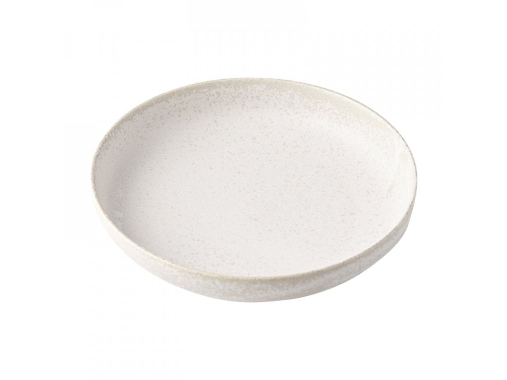Plytká misa Fade béžová 20 cm 600 ml