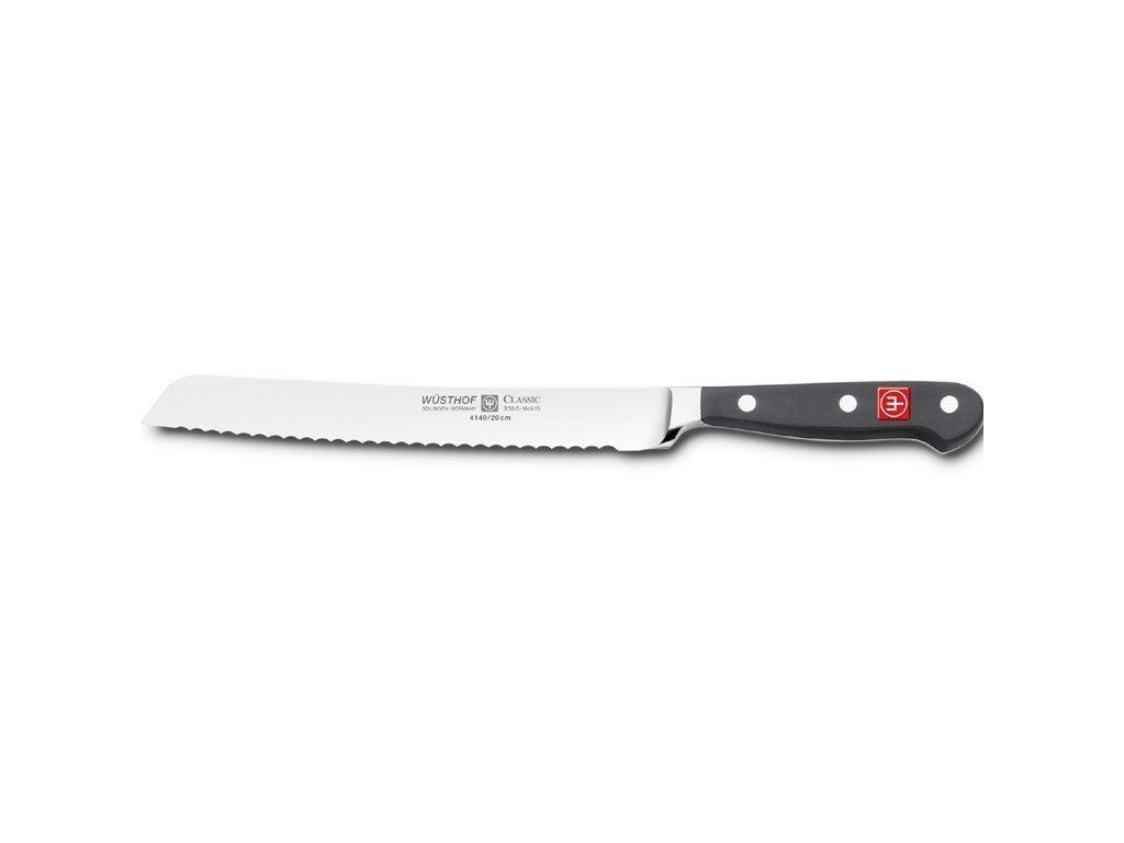 Nôž na chlieb Classic Wüsthof 20 cm a