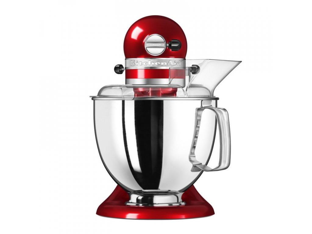 Kuchynský robot KitchenAid Artisan 5KSM175 červená metalíza