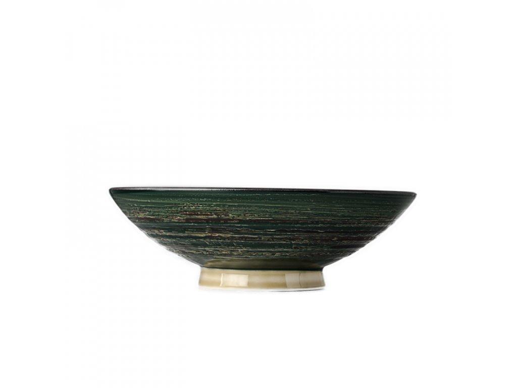 Ramen misa Dk Green 25 cm 1,1 l MIJ