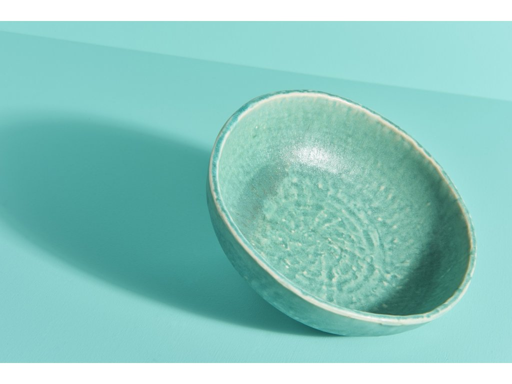Servírovacia misa Turquoise 23 cm 1,5 l MIJ