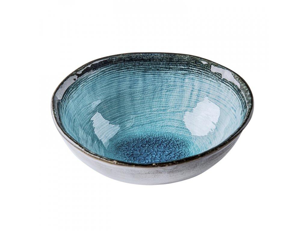 Oválna miska Sky Blue 17 cm 600 ml