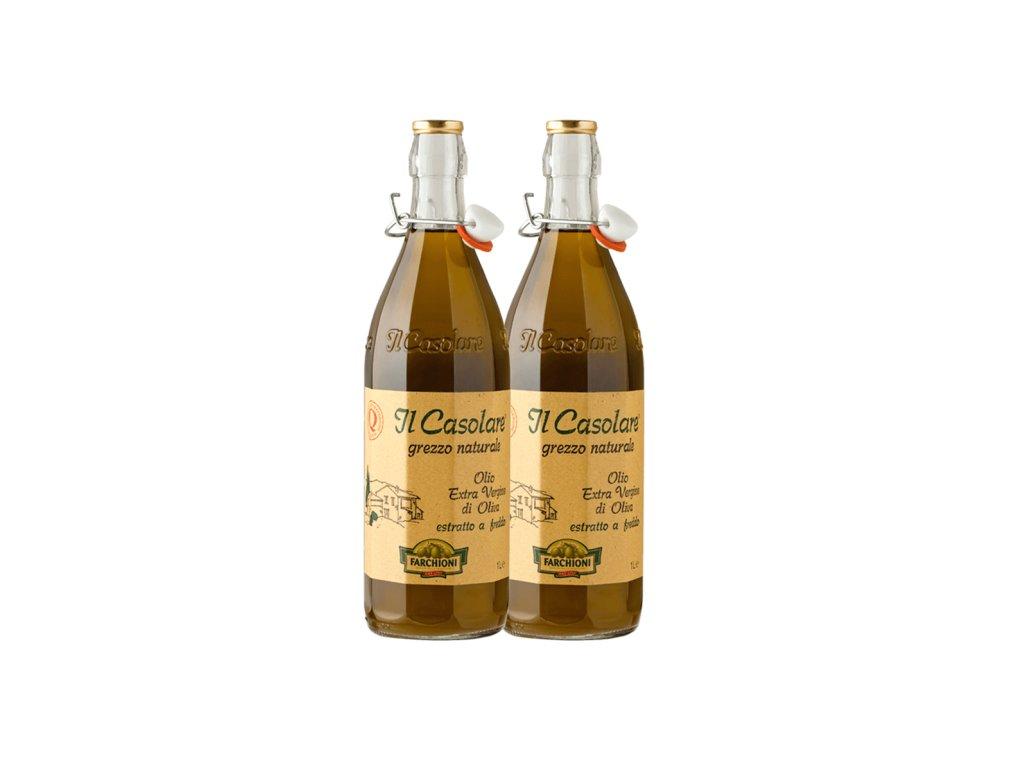 Olivový olej - extra panenský IL Casolare 2x1l