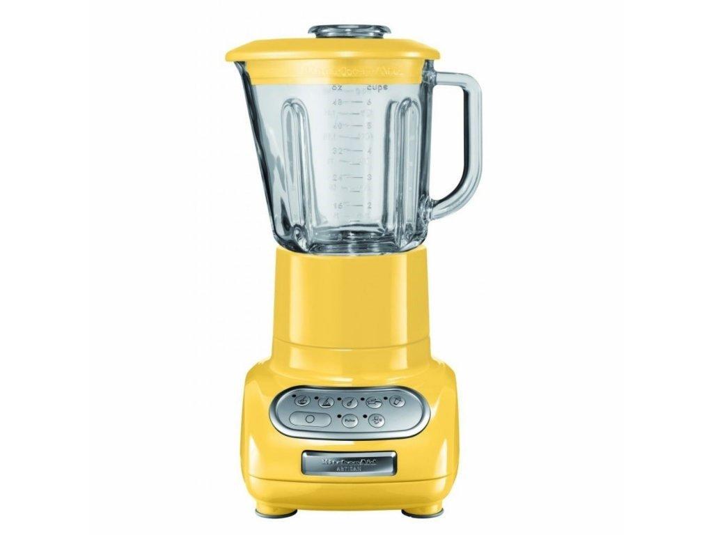 Stolný mixér Artisan žltá