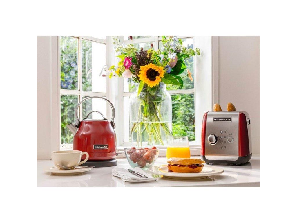 Hriankovač KitchenAid 5KMT221 kráľovská červená