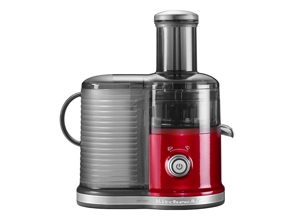 Odstredivý odšťavovač KitchenAid 5KVJ0332 červená metalíza
