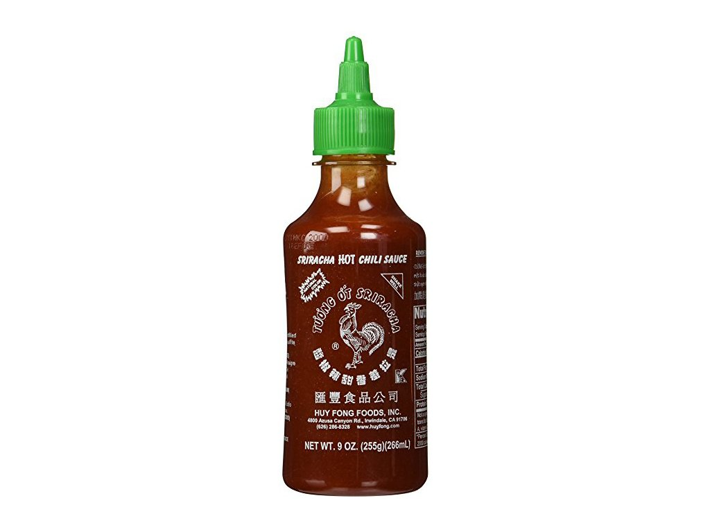Chilli omáčka Sriracha hot 207 ml a