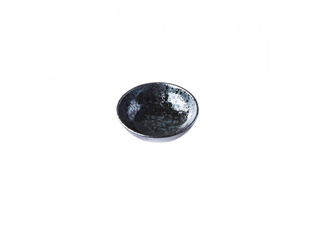 Malá plytká miska Black Pearl 13,5 cm 250 ml MIJ