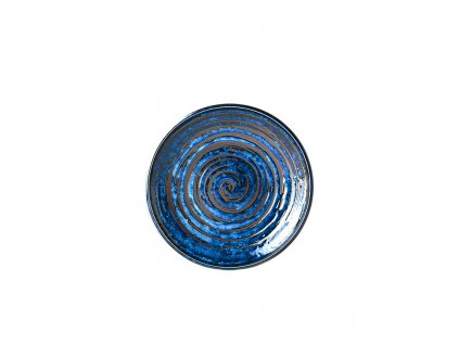 Guľatý tanier COPPER SWIRL 20 cm